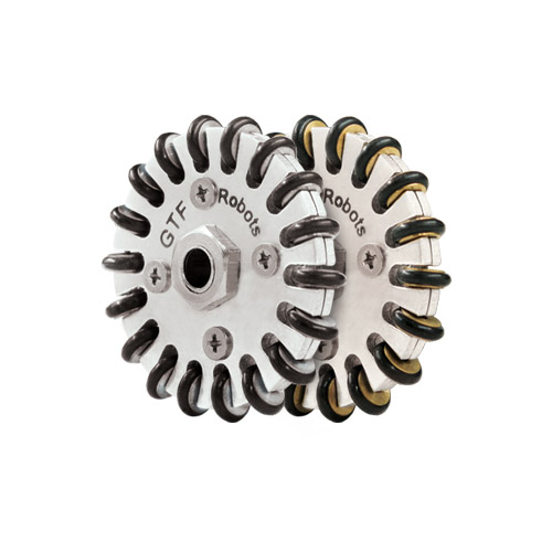 50mm Diameter 6mm Hole Size Omni Wheel