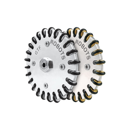 7 cm omni directional wheel for robot