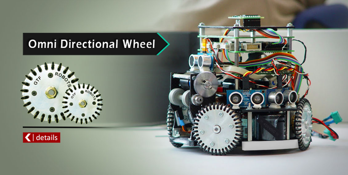 omni wheel for robocup competitions