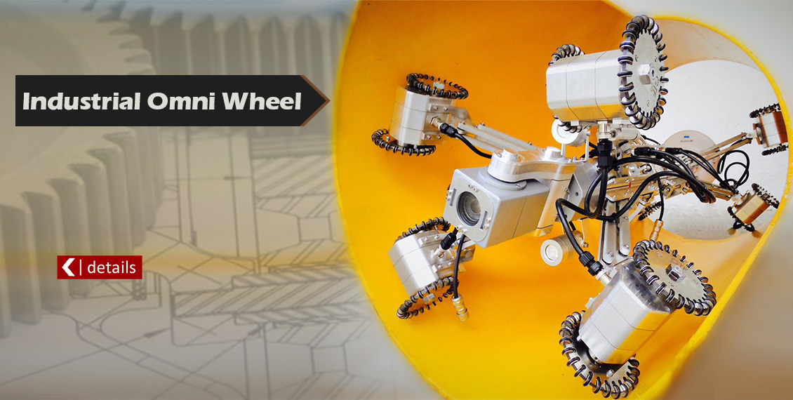 industrial omni directional wheels