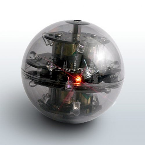 Infrared robot ball