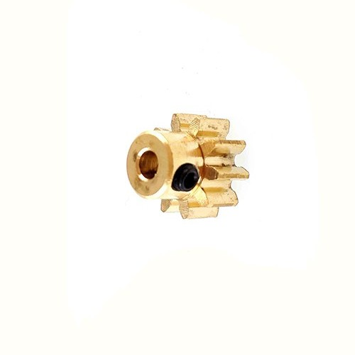 10 Teeth Brass Pinion Gear