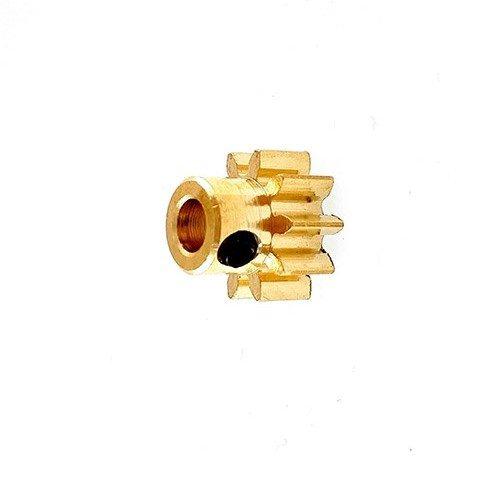 10 Teeth 12mm Brass pinion Gear