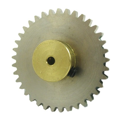 37 Teeth Steel Spur Gear