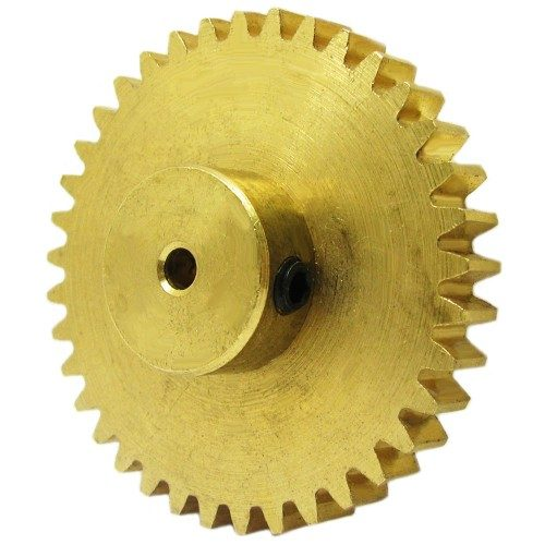 37 Teeth Brass Spur Gear